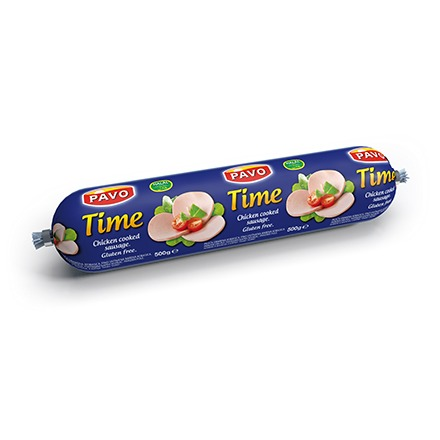 PAVO TIME parizer 500g